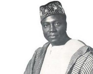 Modibo Kkeita 1er président du Mali